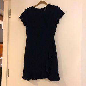 Club Monaco Dark Blue Dress Size 2